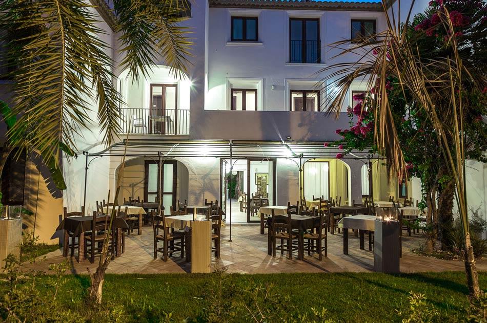 Arbatax 3-star Hotel La Vecchia Marina: seaside hotel in Tortolì ...